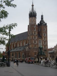 Krakow cathedral (?)